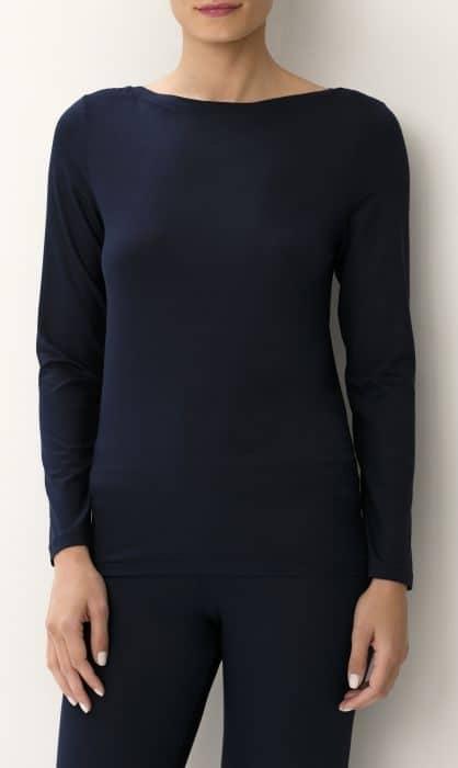 Long-sleeve-Tshirt-navi