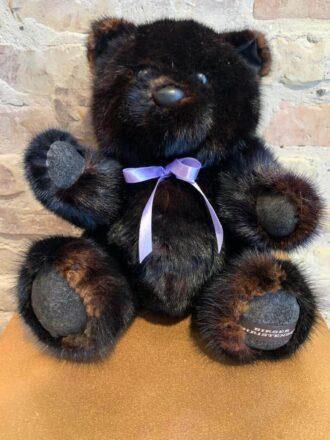 Birger Christensen mink teddy bear
