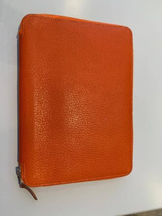 Hermes agenda cover with zip outside-1