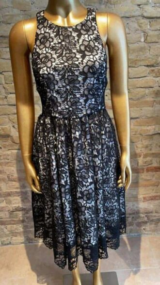 Seventy - lace dress with side detail