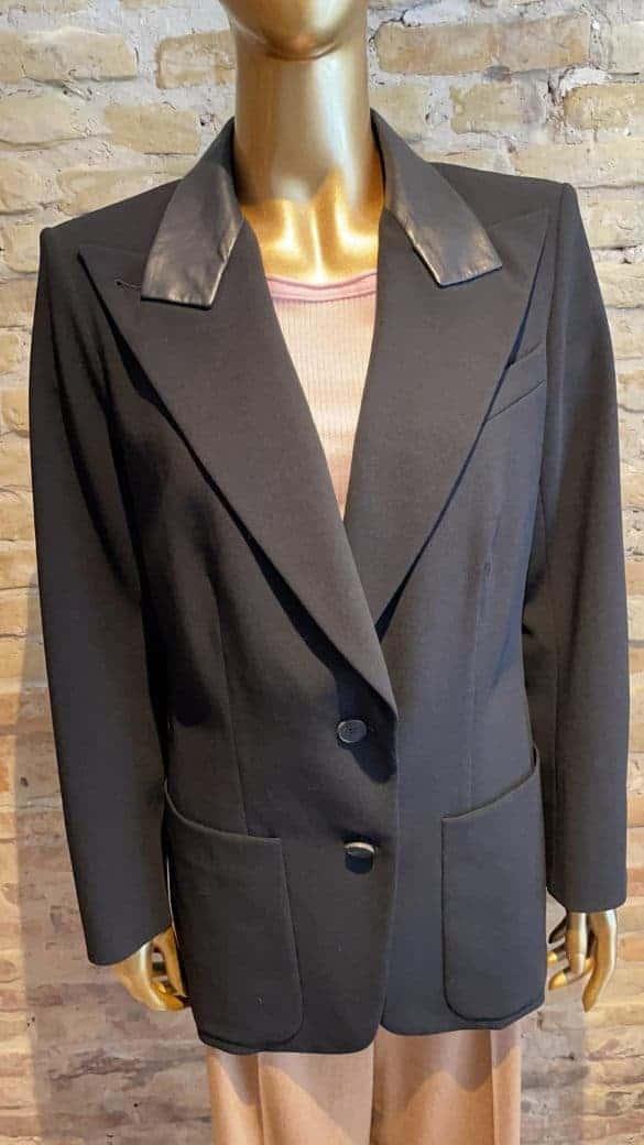 Vintage hermes blazer