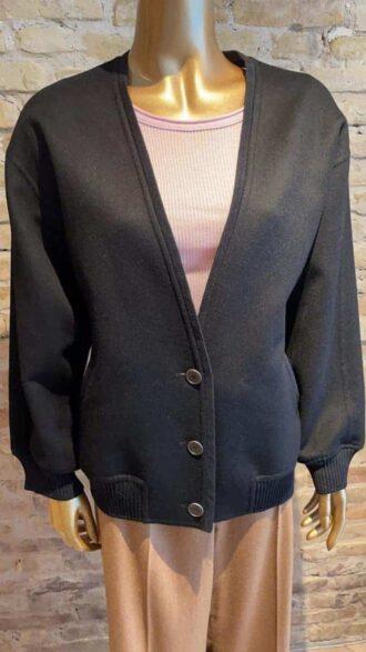 Vintage Hermes Cardigan Jacket