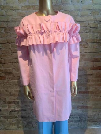Boutique Moschino pink coat