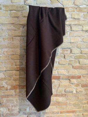 Cashmere plaid in dark brown (2)