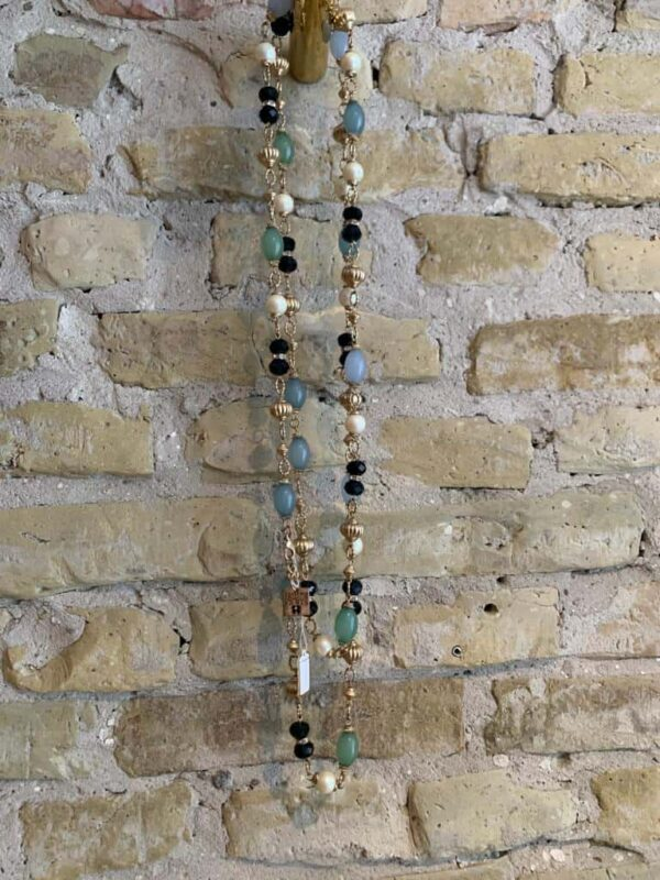 Long necklace from Edward Achour